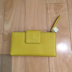 NWT Fossil wallet